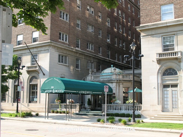 The Astor Hotel Ballroom - Hotel - 924 E Juneau Ave, Milwaukee, WI, 53202, US